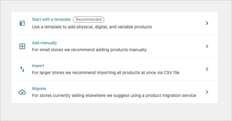 WooCommerce- Add product